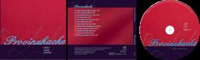 """CD KURTL SEINE BRÜDER - """"PROVINZKACKE"""" CD"""